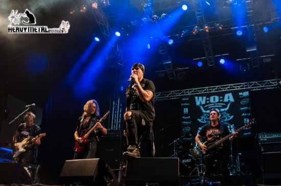 Crying Steele - Wacken Open Air30 - 07 - 2014