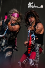 Wacken Open Air 2014 - 31/07/2014 Steel Panther